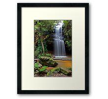 Horseshoe Falls Framed Print