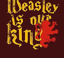 Weasley by whoviandrea