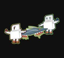 robot recreation by kev aka 'fuz'