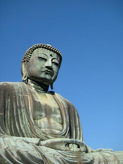 The Buddha of Kamakura by Joumana Medlej