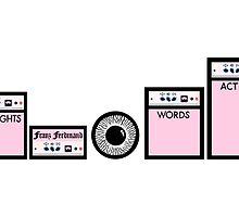 Franz Ferdinand: Amps & Kick by Jay Parmar