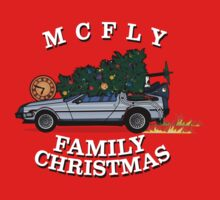 McFly Family Christmas Kids Clothes