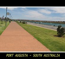 Port Augusta by Daniel Fitzgerald