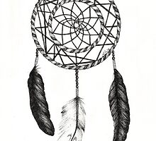 Dreamcatcher by Lauren Williamson