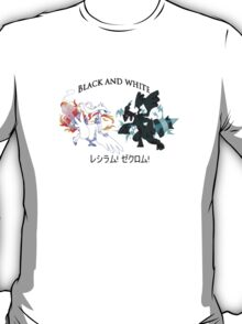 Black and white T-Shirt