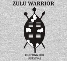 Zulu Warrior by Moodphaser