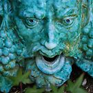 Dionysus In Turquoise by Greg German