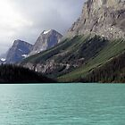 Lake Maligne  2007 by Rebanne