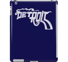 Mac Always Sunny Detroit Gun T-shirt iPad Case/Skin