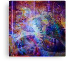 Clockwork Universe 4 Canvas Print