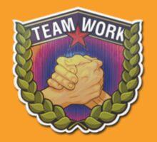 Teamwork by AlexFrost