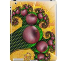 Groovy Apple Tree iPad Case/Skin