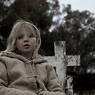 Graveyard Angel 3 by Daniel Neuhaus