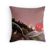 Spoonbridge & Cherry Throw Pillow
