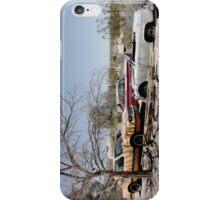 Joshua Tree Car Graveyard iPhone Case/Skin
