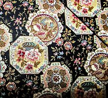 Photograph of Fabric 3 by IveyRose