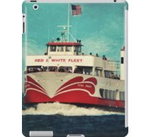 Missed the Boat iPad Case/Skin