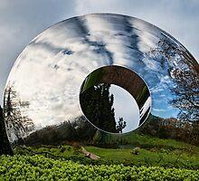 Portal Sculpture by Susie Peek