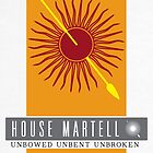 House Martell Sigil by P3RF3KT