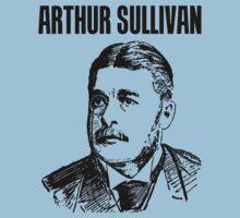 SIR ARTHUR SULLIVAN by IMPACTEES