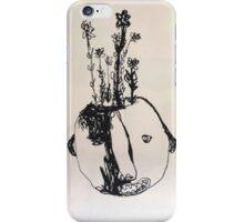 head plant iPhone Case/Skin