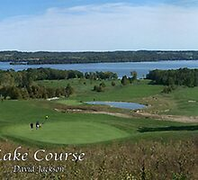 Lake Course - Rice Lake,Ontario by AlienVisitor