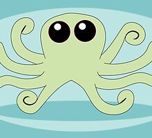 Octopus by mstiv