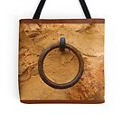 Tote Bag 39.........................Iron On Stone by Fara