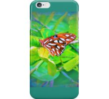 Butterfly bling iPhone Case/Skin