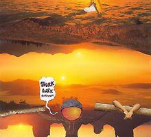 M Blackwell - Layerland 2: Saluting Four Sunrises by IWML