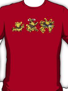 Abra, Kadabra, Alakazam T-Shirt