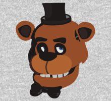 Five Nights At Freddy's Freddy Fazbear Kids Clothes
