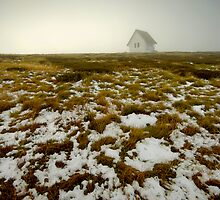 Pendergast Hut, Mount Buller by Craig Mitchell