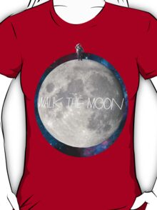 Walk the moon to space  T-Shirt
