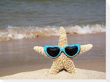 Stylin&#x27; Starfish by Maria Dryfhout