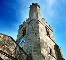 St Mary Magdalene Cobham Kent by Ian Elmes