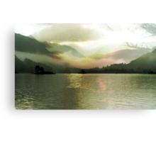 Ullswater Glow Canvas Print