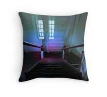 And Downstairs Throw Pillow