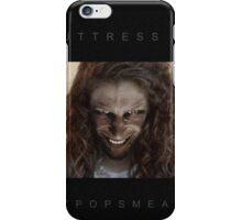 Buttress O'Kneel - PostPopSmearPop Dodgy Tie-in Merch iPhone Case/Skin