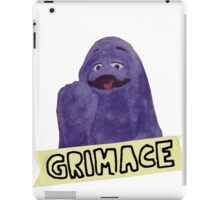 Grimace iPad Case/Skin