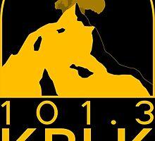 101.3 KBLK by Isaac Dawley