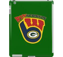 WinSconsin 2.0 iPad Case/Skin