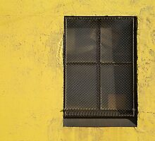 Yellow Wall by RobYoung