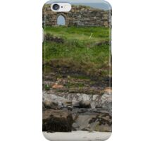 St Connell's Monastery Inishkeel iPhone Case/Skin