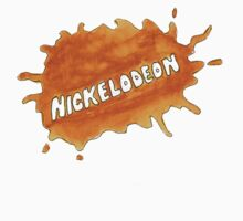 nickelodeon drawing by Joey Cussen
