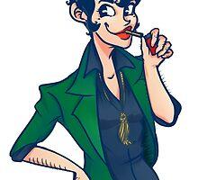 Lady Lupin by mandyquesadilla