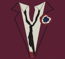 Enjolras Suit T-Shirt T-Shirt