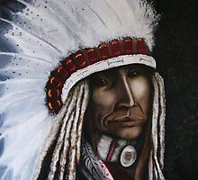 Chief by FABART