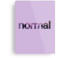 Next To Normal - Eyes Metal Print