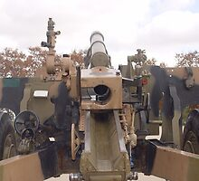 photoj South Australia, Army Canon by photoj